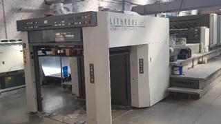 KOMORI LS440+LX 单张纸胶印机