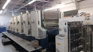 KOMORI L540-LX 单张纸胶印机