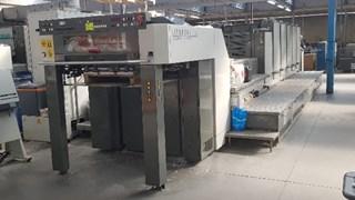 KOMORI LS529+LX 单张纸胶印机