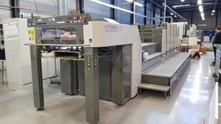 KOMORI LS429+LX 单张纸胶印机