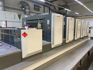 Komori Lithrone LS540LX  Sheet Fed