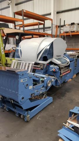 MBO 322p.p Folder MBO K800-2 SKTLT/6 Folding machines