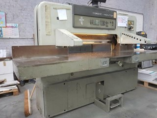 POLAR GUILLOTINE 115 MON Guillotines/Cutters
