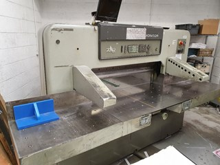 POLAR GUILLOTINE 115 EM-MON Guillotines/Cutters