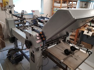 STAHL T50/4-50/4-F Folding machines