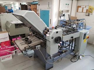 STAHL T50/4-50/4-F Folding machines