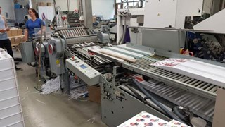 STAHL TD66/4/4/2 -RD-T Folding machines