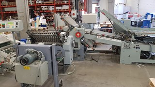 STAHL TD78/4-4-RD-T Folding machines