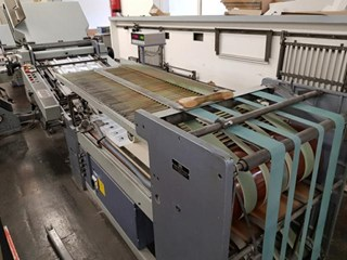 STAHL  32 p.p FOLDER TF-66-4.4.2 Folding machines