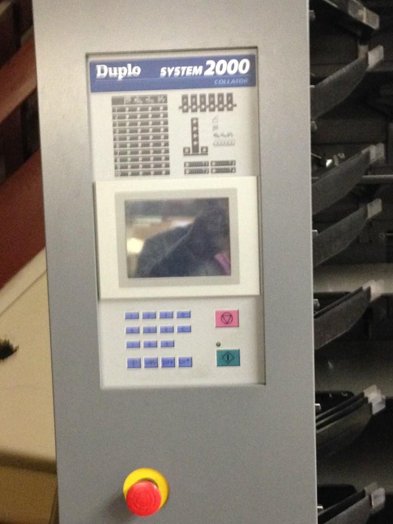 Duplo Duplo System 2000 Collator