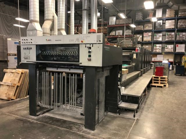 Show details for HEIDELBERG CD102-5LX