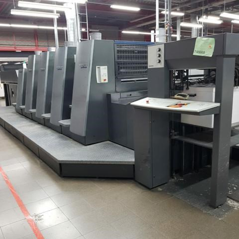 Show details for HEIDELBERG CD74-4LX-C