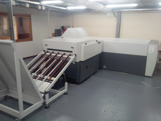 Heidelberg Suprasetter CTP H105MCL