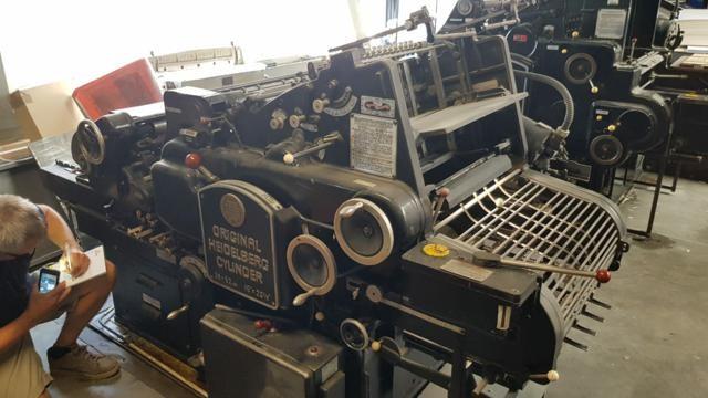 Show details for HEIDELBERG Cylinder KS