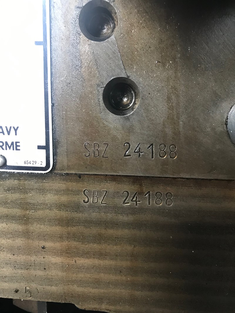 Heidelberg Cylinder SB