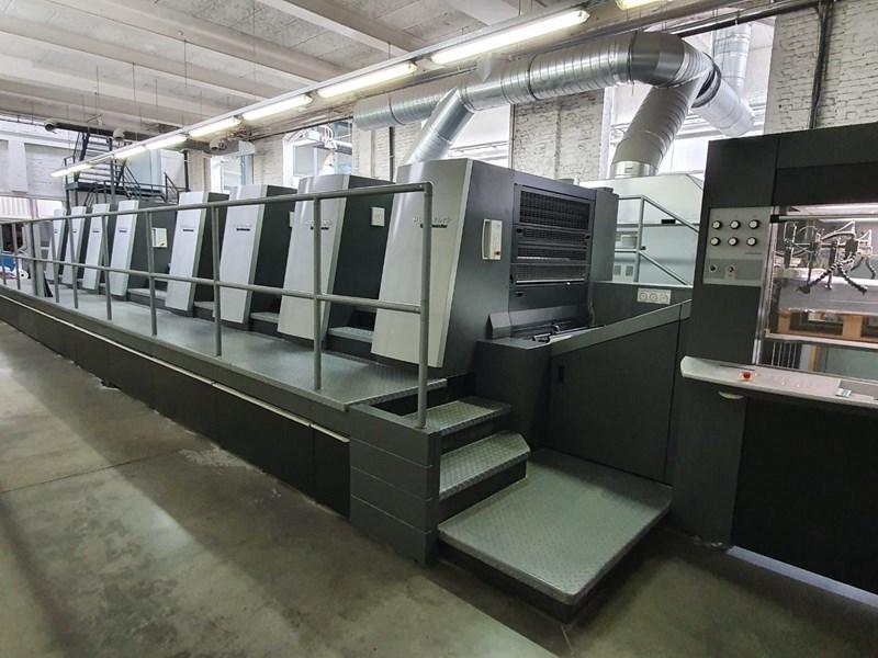 Heidelberg  XL 105-8P5