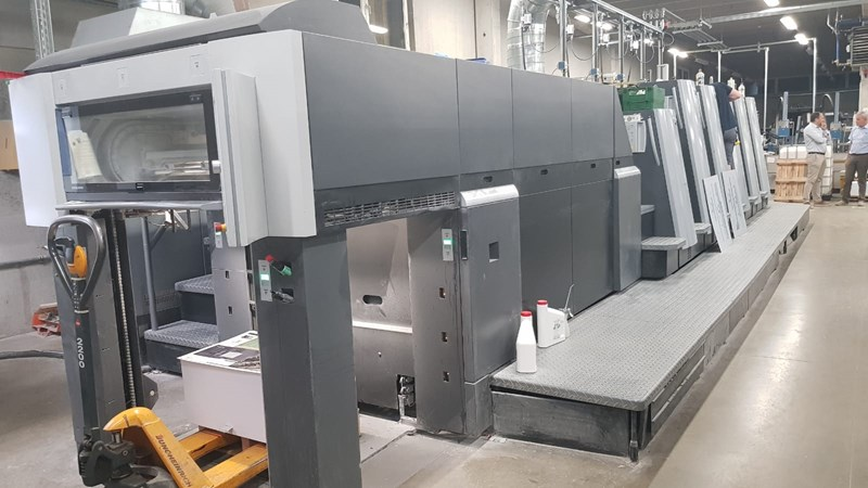 Show details for HEIDELBERG XL75-5LX-C