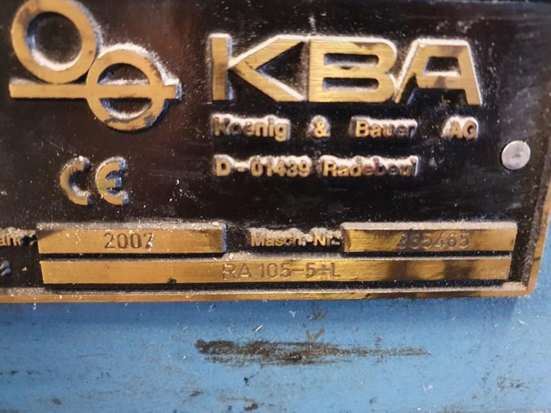 KBA RA 105-5+L P40