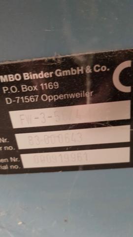 MBO 32 p.p FOLDER T800