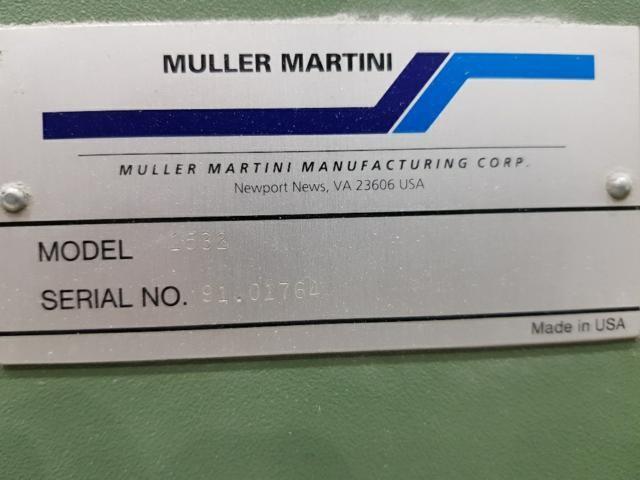 MULLER MARTINI 321