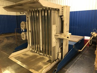 Baumann BSW 6E 2200 LV Pile turner / elevator