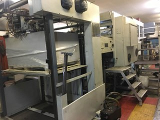 Bobst 142ER Die Cutters - Automatic and Handfed