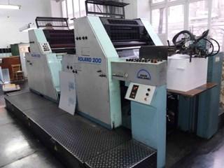 Man Roland R204 TOB 单张纸胶印机