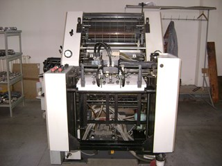Man Roland PRACTICA PR00 Sheet Fed
