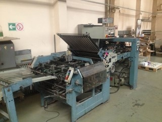 MBO K 72/4 KTL Folding machines