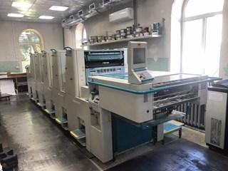 Polly 566 Gebrauchte Bogenoffsetmaschinen