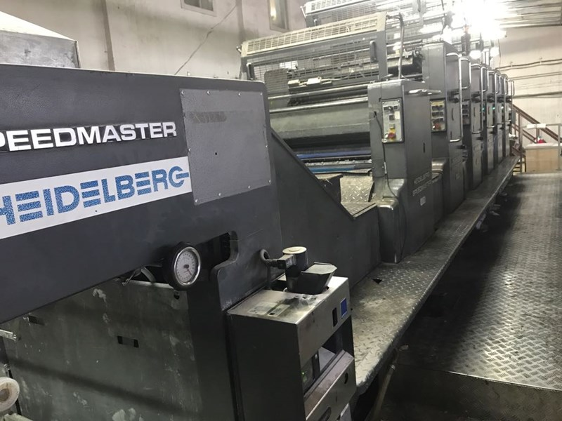 Show details for Heidelberg CD 102F+L