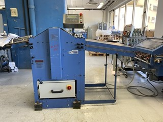 Bograma BS ECO 350/160/15 cutting and punching Creasers/Slitters/Scorers/Perforators