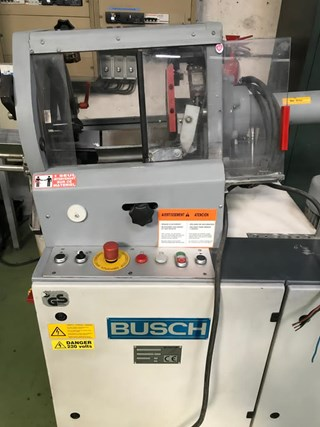 Busch A label die cutting Die Cutting