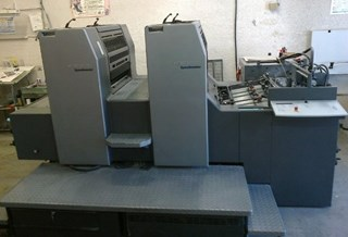 Heidelberg SM 74-2+ Sheet Fed