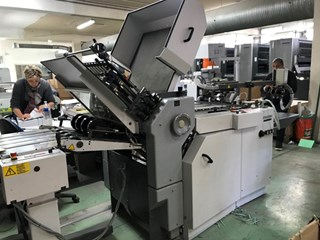 Heidelberg Stahl Ti 52/6 Folding Machines