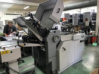 Heidelberg Stahl Ti 52/6 Plegadoras de papel