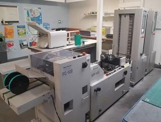 Horizon MC-80 + SPF-10 II+ FC-10 II Collators