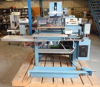 HUNKELER Remat 320 index cutting machine Index Cutters