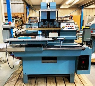 Hunkeler Remat 320 Index Cutters