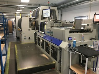 Kolbus EMP 511 Case Production