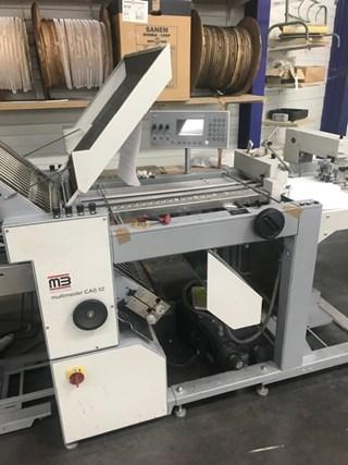 MB Bäuerle Multimaster CAS-52-A Folding machines