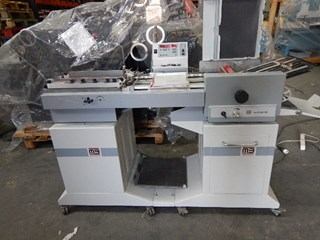 MB Bäuerle Multipli 35/2 PBA Folding Machines