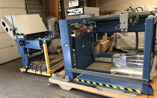 MBO B30 76/4 Folding machines