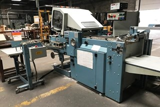 MBO MBO T 500/4X Folding Machines