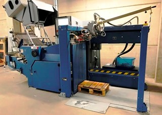 MBO T 700/6 Navigator Folding Machines