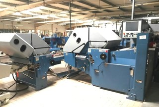 MBO T960/4/4  Folding machines