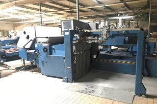 MBO T960/4/ + Palamides Alpha 700 Folding machines