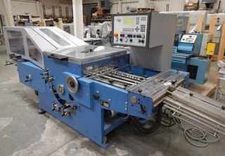 MBO ZSF 66 Folding machines