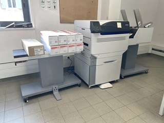 OKI Pro 9431colour printer + enveloppe feeder Digital Printing