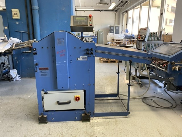 Show details for Bograma BS ECO 350/160/15 cutting and punching